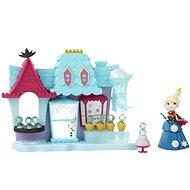 Ledové království - Hrací sada pro malou panenku Elsu