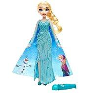 Ledové království - Panenka Elsa s vybarvovací sukní