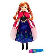Ledové království - Panenka Anna s vybarvovací sukní