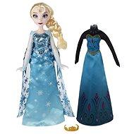 Ledové království - Panenka Elsa s náhradními šaty