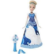Disney Princess - Panenka Popelka s vybarovací sukní