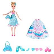 Disney Princess - Panenka Popelka s náhradními šaty