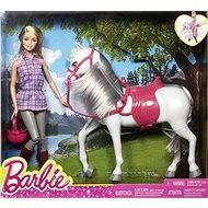 Mattel Barbie - Panenka s koněm