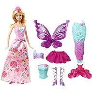 Mattel Barbie - Víla a pohádkové oblečky