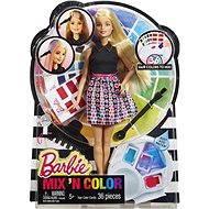Mattel Barbie - Barevný účes