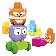 Mattel Fisher Price Mega Bloks - Jezdící zvířatka