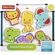 Fisher-Price - Puzzle se zvířátky