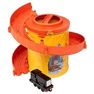 Mašinka Tomáš – Spirála oranžová