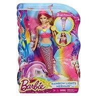 Mattel Barbie - Duhová mořská panna