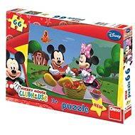 Dino Mickey Mouse na pikniku