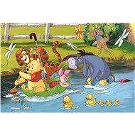 Dino Medvídek Pú na řece