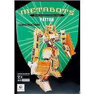 3D Puzzle - Microrobot Patton