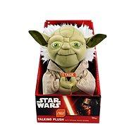 Star Wars - Mini mluvící plyš Yoda