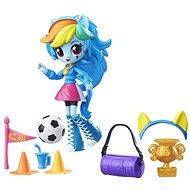 My Little Pony Equestria Girls - Malá panenka Rainbow Dash s doplňky