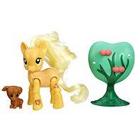 My Little Pony - Poník Applejack s kamarádem a doplňky