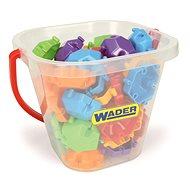 Wader - Kostky v kbelíku 88 ks