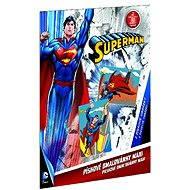 Pískové omalovánky Maxi - Superman