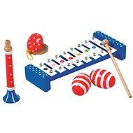 Set hudebních nástrojů