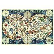 Dino Astrologická mapa 500 dílků