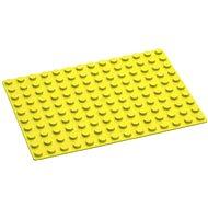 Hubelino Kuličková dráha - Podložka na stavění 140 žlutá