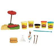 Play-Doh - Ledové království Olaf na pláži