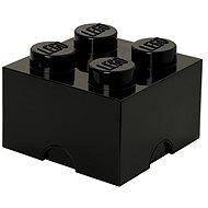 LEGO Úložný box 4 250 x 250 x 180 mm - černý
