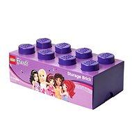 LEGO Friends Úložný box 8 250 x 500 x 180 mm - fialový