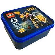 LEGO Nexo Knight Box na svačinu - modrý