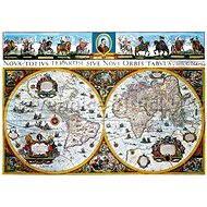 Dino Historická mapa