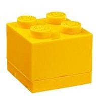LEGO Mini box 46 x 46 x 43 mm žlutý