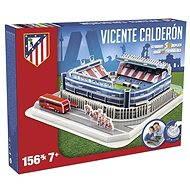 3D Puzzle Nanostad Spain - Vicente Calderon fotbalový stadion Atletico de Madrid