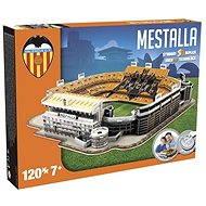 3D Puzzle Nanostad Spain - Mestalla fotbalový stadion Valencia