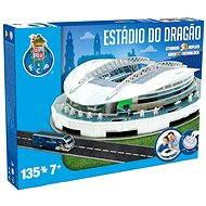 3D Puzzle Nanostad Portugal - O Dragao fotbalový stadion Porto