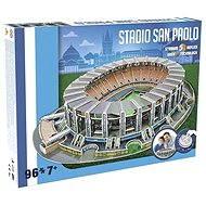 3D Puzzle Nanostad Italy - San Paolo fotbalový stadion
