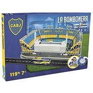 3D Puzzle Nanostad Argentina - La Bombonera fotbalový stadion