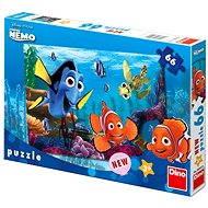 Dino Nemo na korálovém útesu