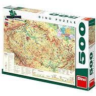 Dino Mapa České Republiky