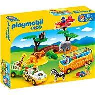 Playmobil 1.2.3 5047 Velké africké safari