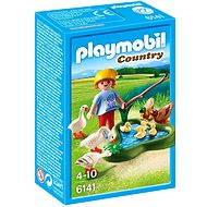 Playmobil 6141 Kachny a husy u rybníka