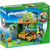 Playmobil 6158 Zavírací box Krmení lesní zvěře