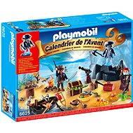 "Playmobil 6625 Adventní kal. ""Tajemný pirátský ostrov pokladů"""