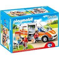 Playmobil 6685 Sanitka s majákem a houkačkou
