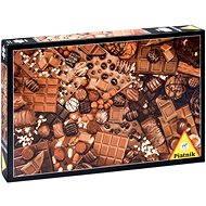 Piatnik Čokoláda