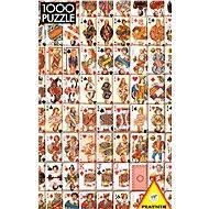 Piatnik Hrací karty