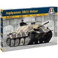 Italeri Model Kit 6531 tank – Jagdpanzer 38(t) Hetzer
