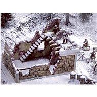 Italeri Model Kit 6113 diorama – Bastogne December 1944