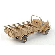 Zvezda Model Kit 3596 vozidlo – German Heavy 4WD Cargo Truck L 4500 A