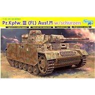 Dragon Smart Kit 6776 tank – Pz.Kpfw. III (FL) Ausf.M w/Schurzen