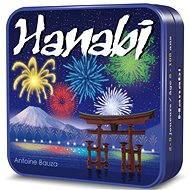 Hanabi CZ - plechová krabička