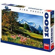 Dino Bavorské Alpy